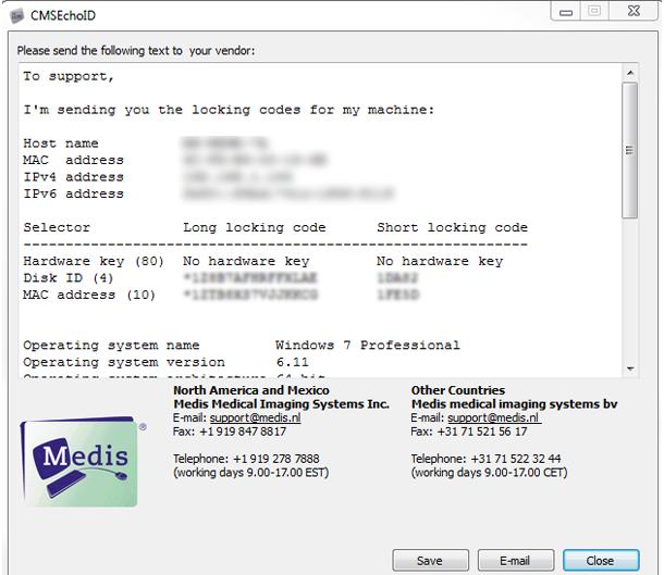 Obtain Lockingcode Medis