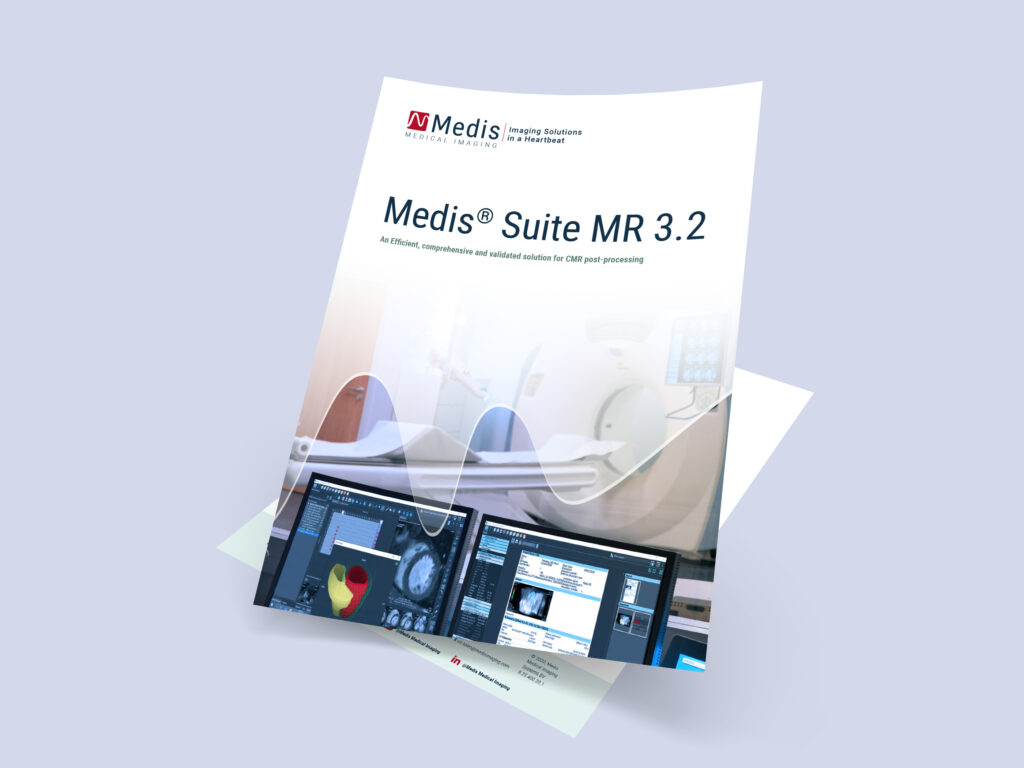 Medis Suite MR 3.2 Product Sheet cover