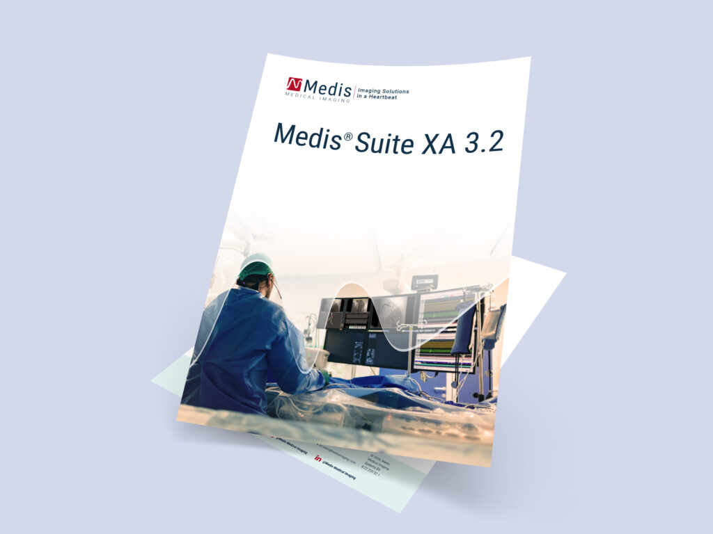 Medis Suite XA 3.2 Product Sheet cover
