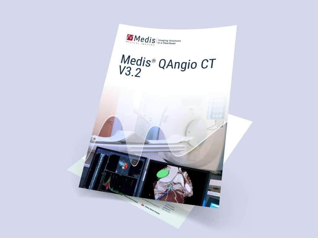 Medis QAngio CT V3.2 Leaflet