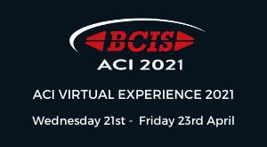 BCIS ACI 2021 virtual experoemce 2021