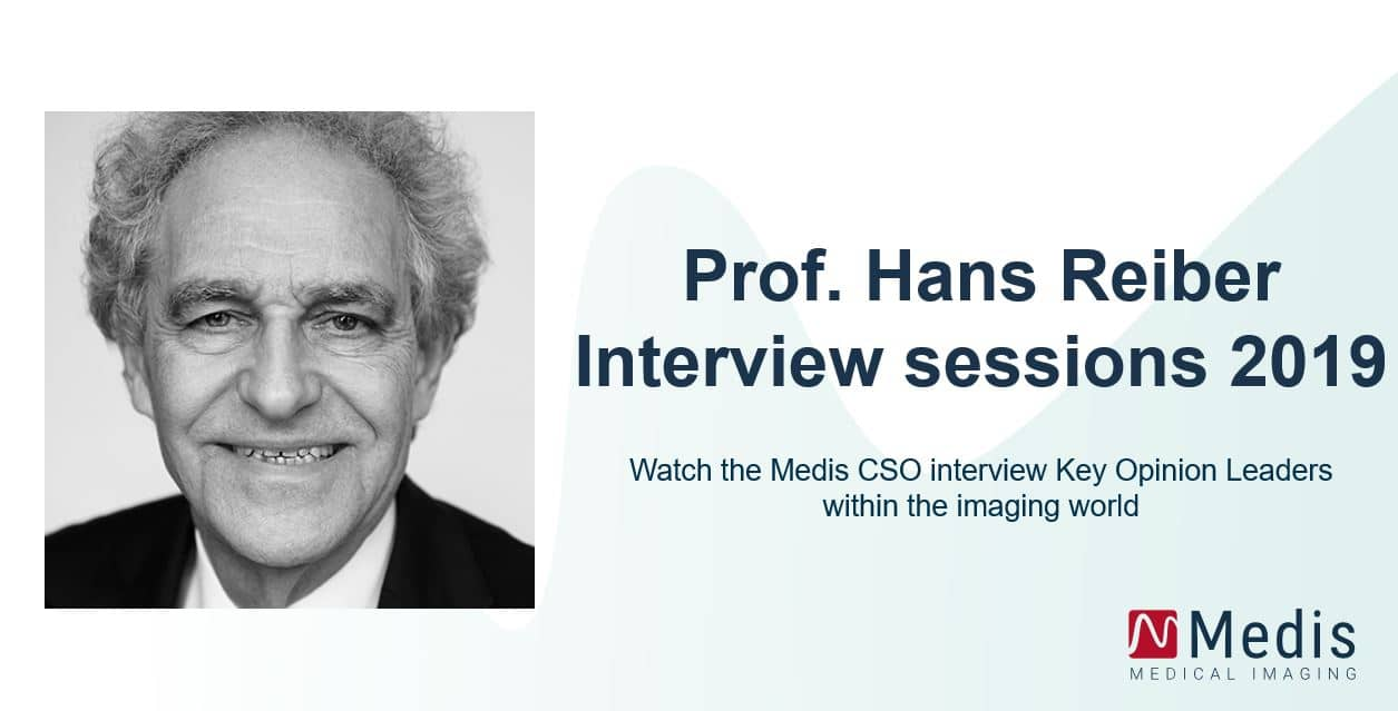 Prof. Hans Reiber Interview sessions 2019