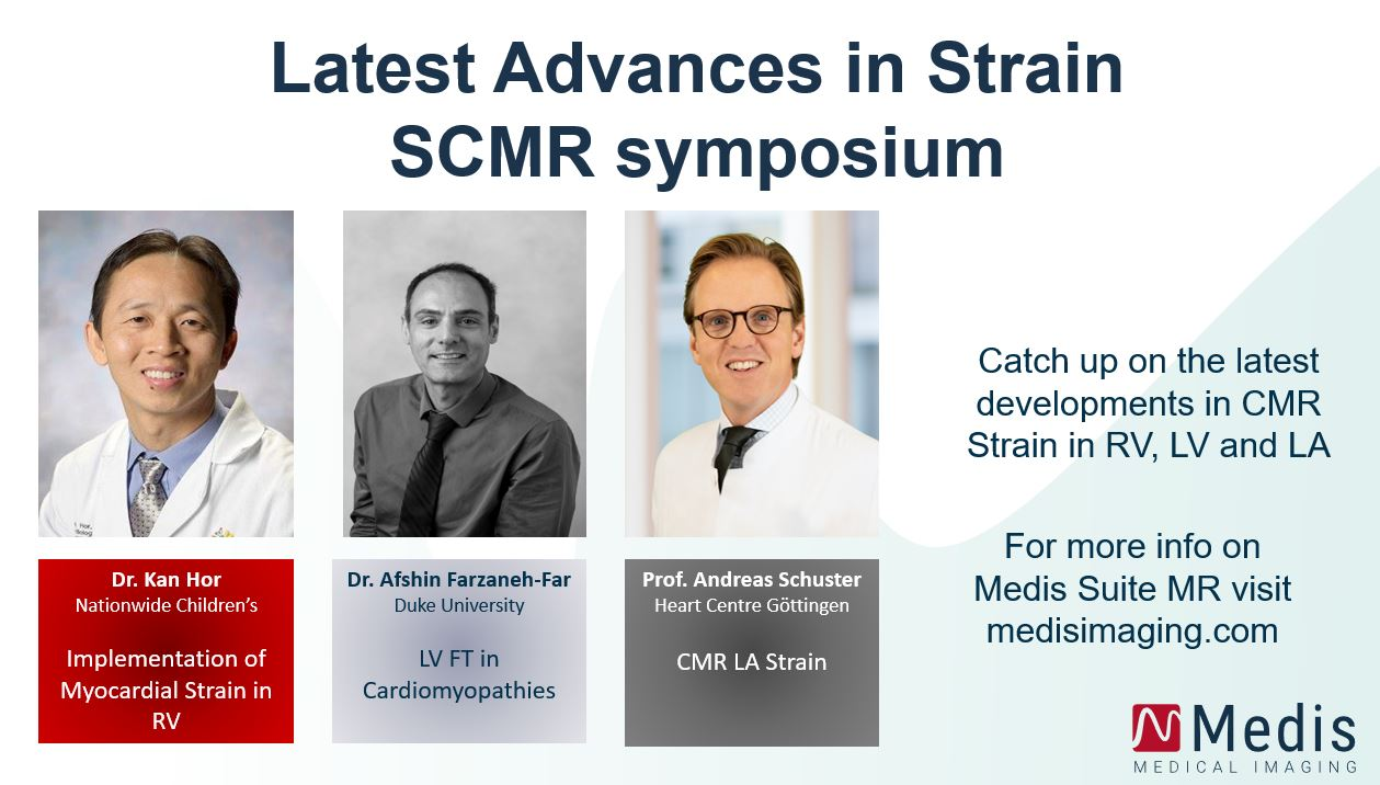 Latest Advances in Strain SCMR symposium