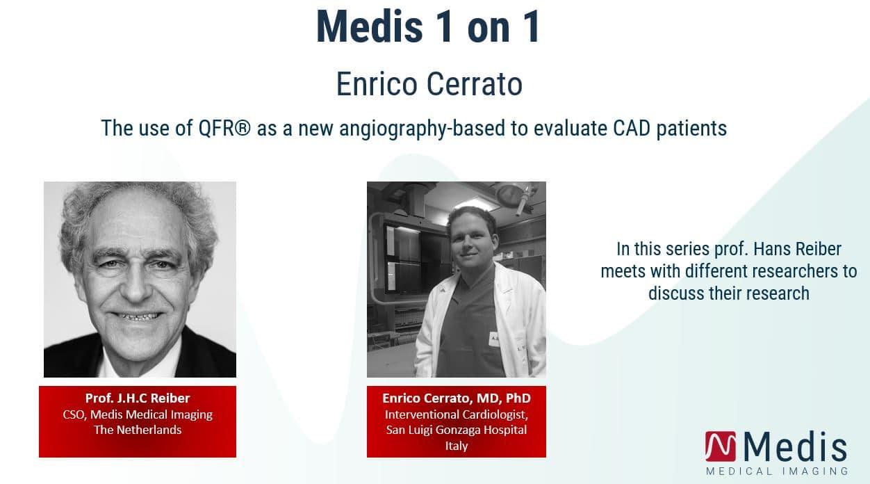 Medis 1 on 1: Enrico Cerrato