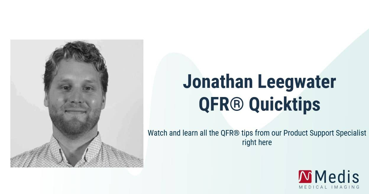 QFR® Quicktip: End Diastolic Frame Selection