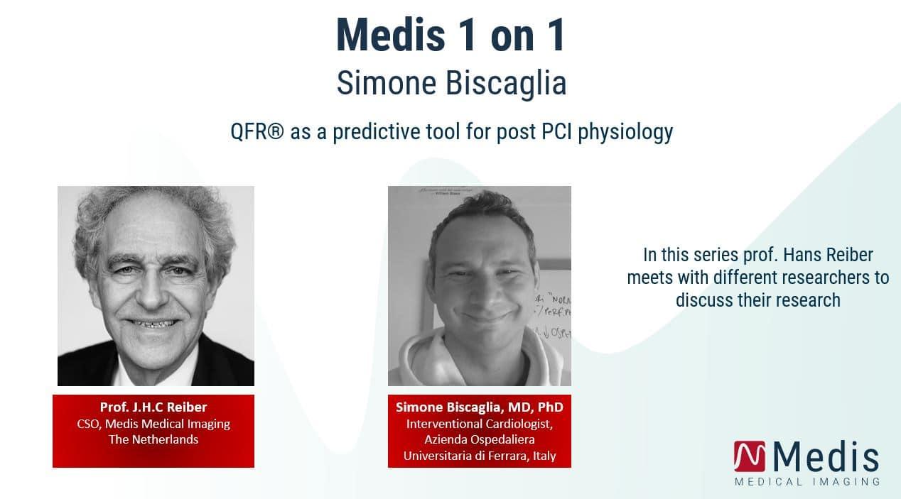 Medis 1 on 1: Simone Biscaglia