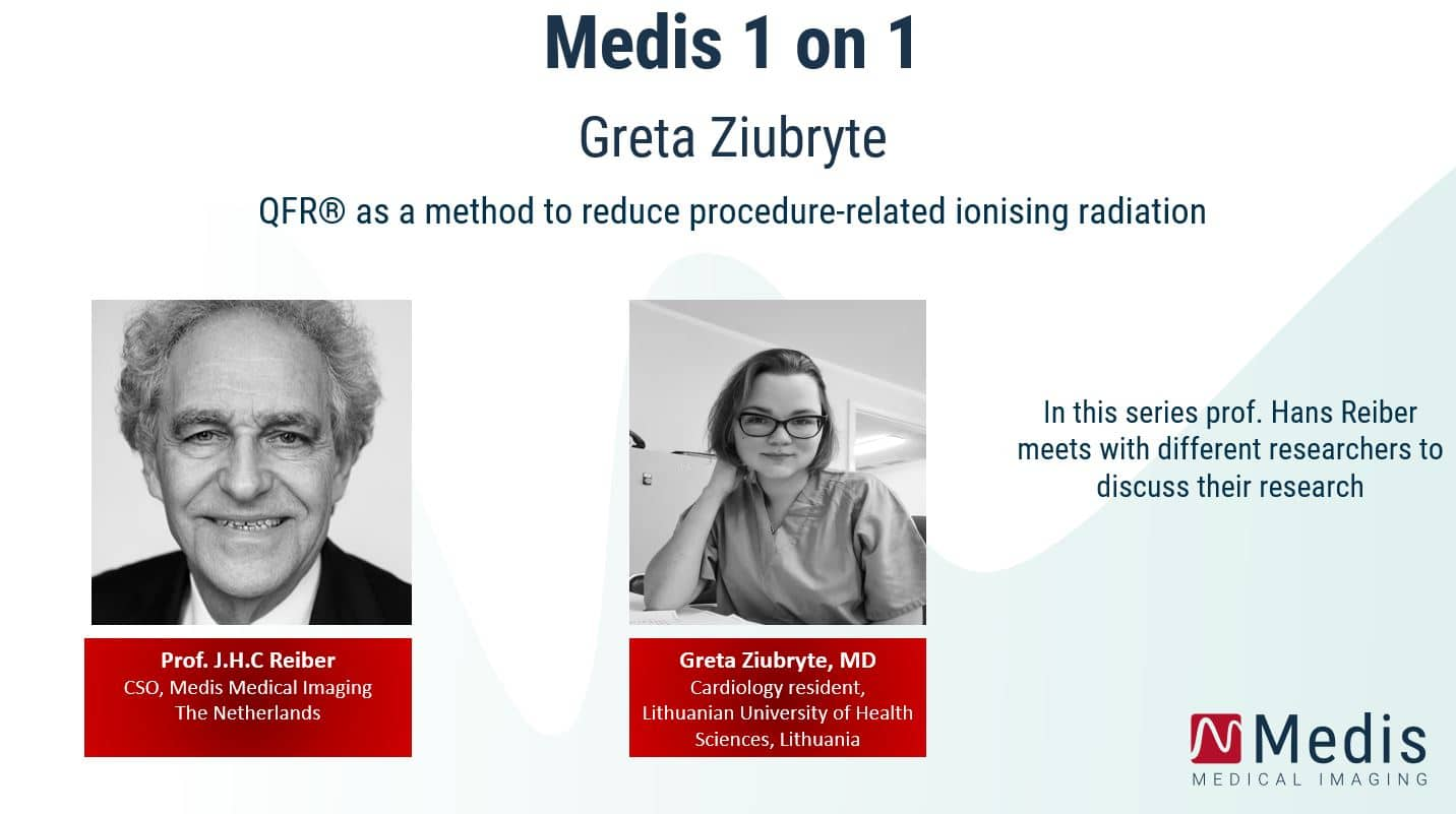 Medis 1 on 1: Greta Ziubryte