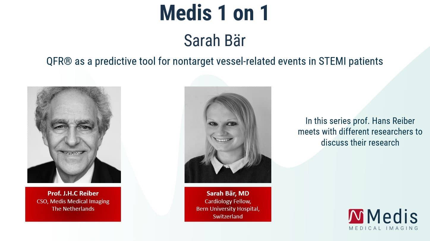 Medis 1 on 1: Sarah Bär