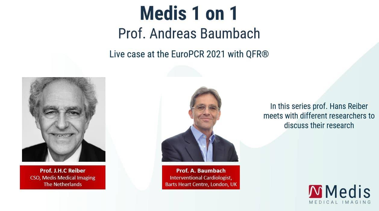 Medis 1 on 1: Prof. Andreas Baumbach